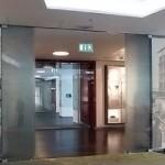 Automatska-staklena-vrata,-SLIMDRIVE